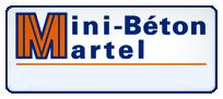 Mini Béton Martel – Béton Sur Mesure s'agrandit!