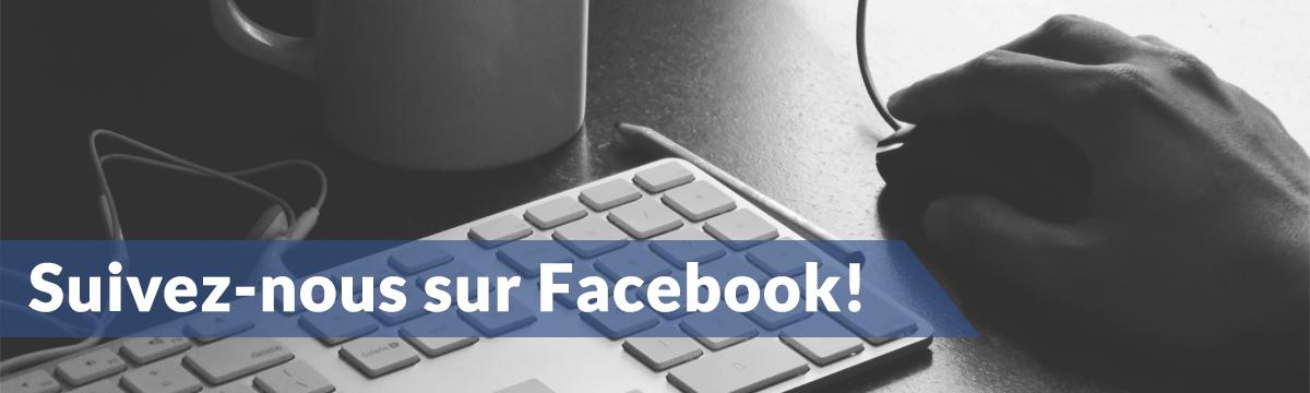 Votre fabricant de béton est nouvellement sur Facebook!