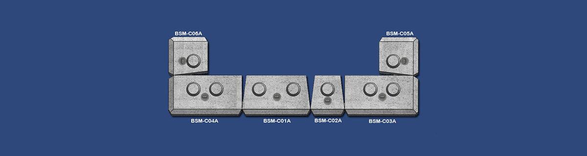 Nos nouveaux blocs de béton décoratifs sont disponibles!