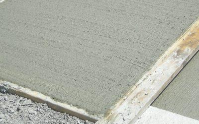 Couler une dalle de béton pour terrasse en 8 étapes !