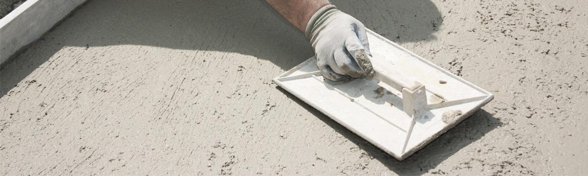 Couler une dalle de béton en 9 étapes!